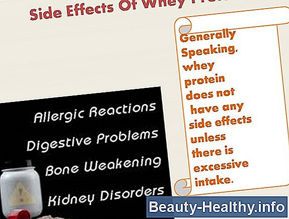 Protein Powder Side Effects
