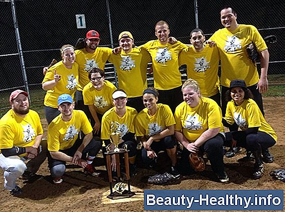 ASA Adult Co-Ed Softball Regler