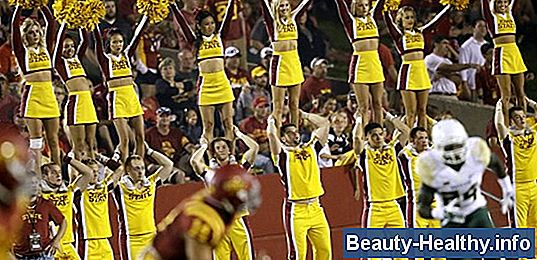 Colleges with Male Cheerleading Stipendier