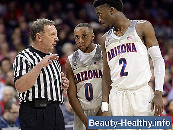 NCAA Basketball Foul Rules