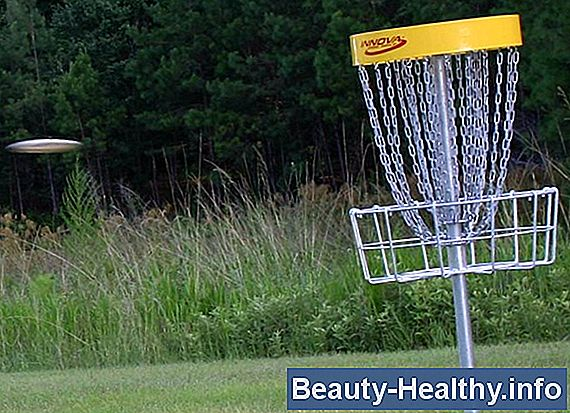 Regler for Frisbee Golf