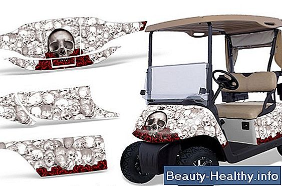 Club Car Golf Cart Vedlikehold
