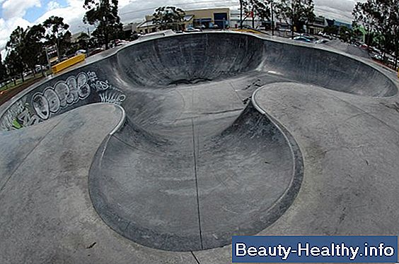 Skateboard Bowl Tricks
