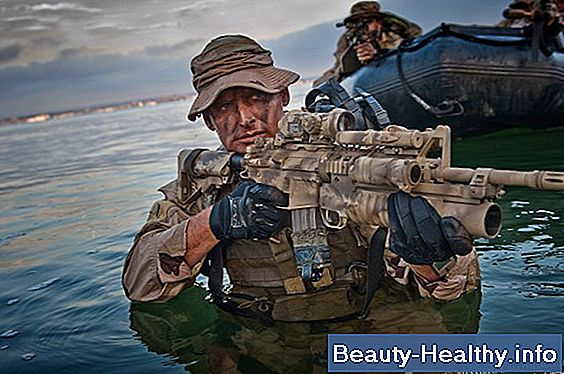 Navy Seals Breathing Technique