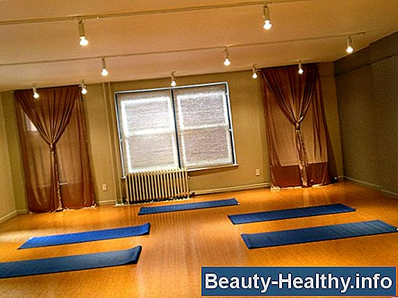 Yoga Studio Workshop Ideas