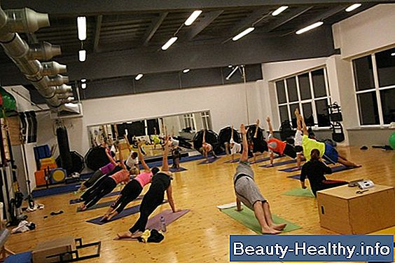 Pilates Power Gym Vs. Totalt hjemme gym