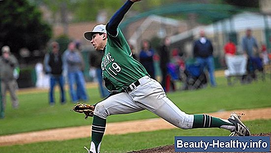 High School Baseball Pitching Rules