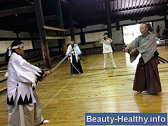 Samurai Mental Training