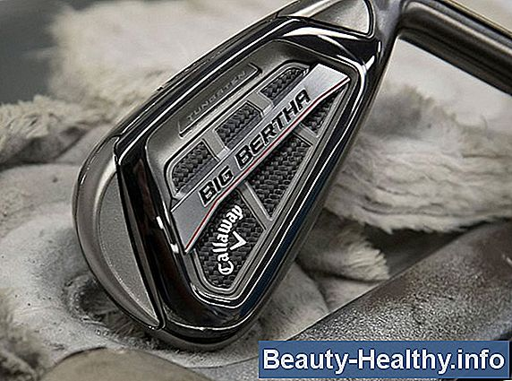 Especificaciones de Callaway Big Bertha Irons