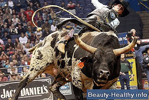 Eventos de Bull Riding en Carolina del Norte