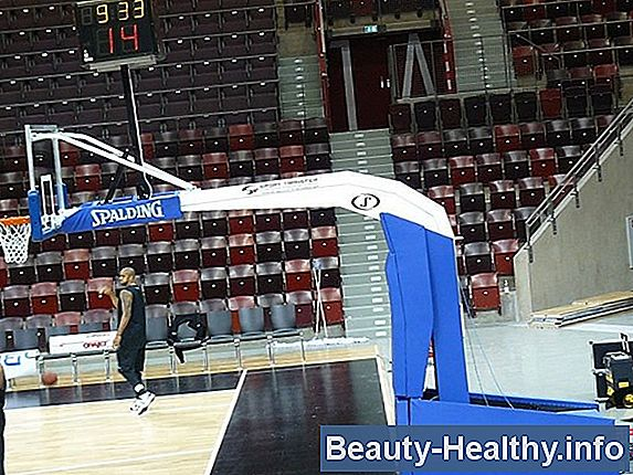 Portable Basketball Goal Arena vs. Agua