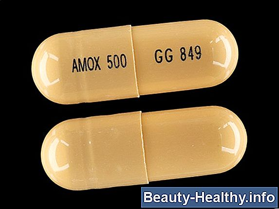 Amoxicillin for tann smerte