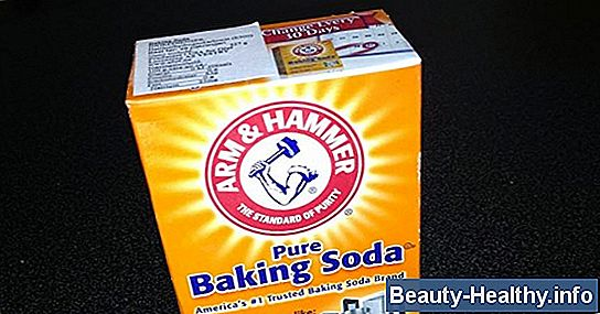 Baking Soda som Gift Ivy Cure