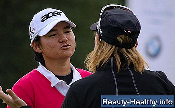 Gjennomsnittlig lønn for en LPGA Tour Player