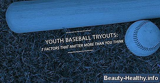 Youth Baseball Tryout Drills