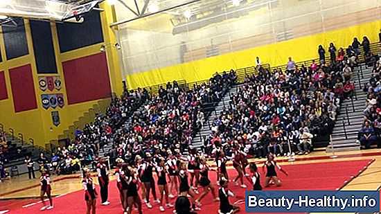 High School Cheerleading Regler och Regler i Pennsylvania