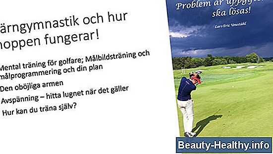 Hur man gör en Golf Tournament Flier