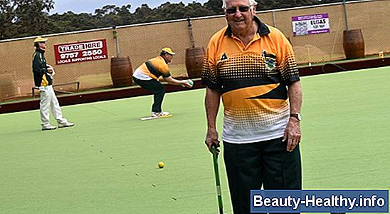 Lawn Bowls Technique